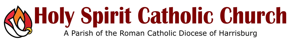 Holy Spirit Catholic Church - A parish of the Roman Catholic Diocese of Harrisburg